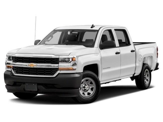2018 Chevrolet Silverado 1500 LS Truck Crew Cab