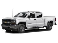 2018 Chevrolet Silverado 1500 Silverado Custom Truck Crew Cab