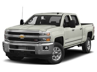 New 2018 Chevrolet Silverado 2500HD LTZ Truck Crew Cab 1GC1KWEG5JF218280 In Wetaskiwin & Ponoka, AB