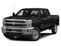 2018 Chevrolet Silverado 2500HD LTZ Extended Cab Pickup - Long Bed
