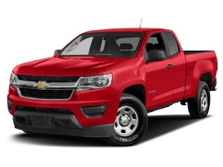 2018 Chevrolet Colorado Base Truck Extended Cab