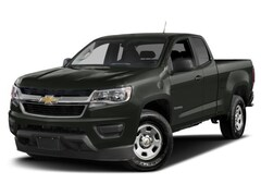 2018 Chevrolet Colorado 2WD Base Truck Extended Cab