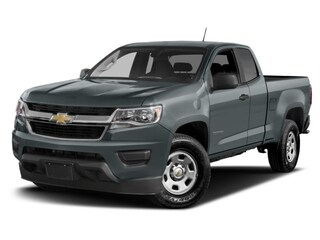 2018 Chevrolet Colorado Truck Extended Cab
