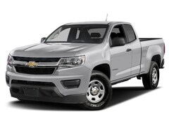 2018 Chevrolet Colorado 2WD Work Truck Truck Extended Cab