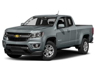 2018 Chevrolet Colorado 4WD LT Extended Cab Pickup