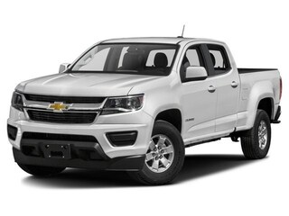 2018 Chevrolet Colorado 4WD Work Truck Crew Cab Pickup