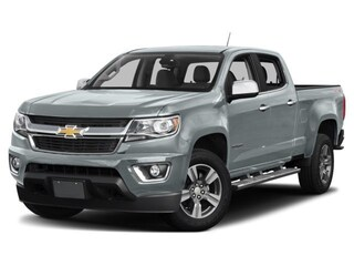 New 2018 Chevrolet Colorado LT Truck Crew Cab 1GCGTCENXJ1170096 In Wetaskiwin & Ponoka, AB