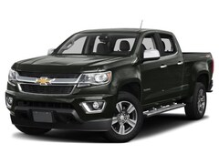 2018 Chevrolet Colorado 4WD LT Truck Crew Cab