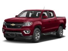 2018 Chevrolet Colorado Truck Crew Cab