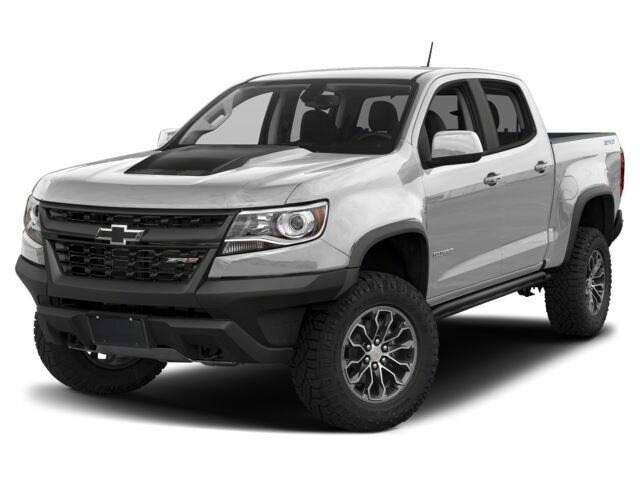 New 2018 Chevrolet Colorado ZR2 Summit White