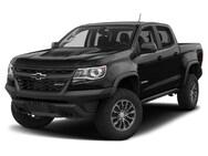2018 Chevrolet Colorado ZR2 Truck Crew Cab