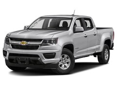 2018 Chevrolet Colorado CAMION DE TRAVAIL 4RM Camion cabine Crew