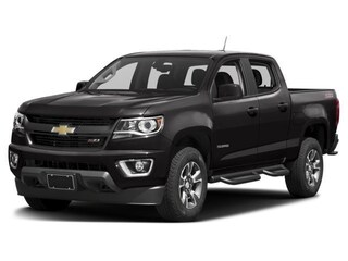 2018 Chevrolet Colorado 4WD Z71 Crew Cab Pickup