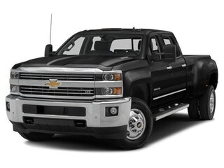 2018 Chevrolet Silverado 3500HD **Heated Seats!  Heated Trailer Mirrors!** Truck Crew Cab