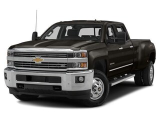 2018 Chevrolet Silverado 3500HD **Heated Seats!  Diesel!** Truck Crew Cab
