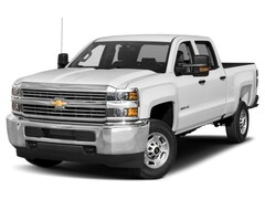 2018 Chevrolet Silverado 3500HD WT Truck Crew Cab