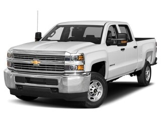 2018 Chevrolet Silverado 3500HD WT *Diesel *HD Trailering *Back Up Alarm Truck Crew Cab