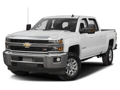 2018 Chevrolet Silverado 3500HD **Duramax Diesel!  Heated Trailering Mirrors!** Truck Crew Cab