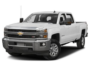 2018 Chevrolet Silverado 3500HD **Duramax Diesel!  Heated Trailering Mirrors!**