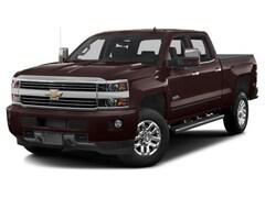 2018 Chevrolet Silverado 3500HD **Diesel!  Sunroof!** Truck Crew Cab