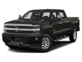 2018 Chevrolet 3500 Silverado Truck Crew Cab Automatic
