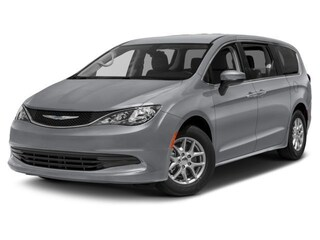 2018 Chrysler Pacifica Touring Van