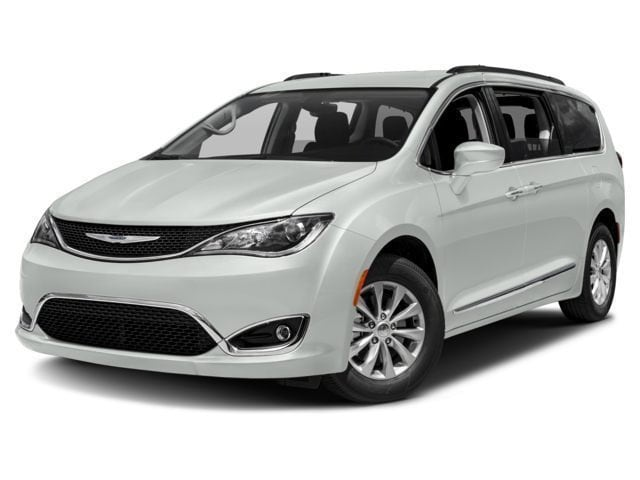 2018 Chrysler Pacifica Limited - Leather Seats | 8-Passenger Seating | 8. Van