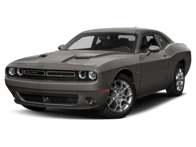 2018 Dodge Challenger GT Car