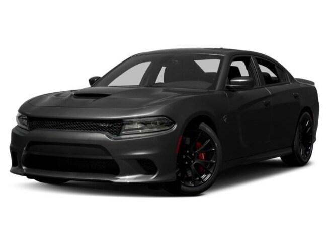 2018 Dodge Charger SRT Hellcat Sedan