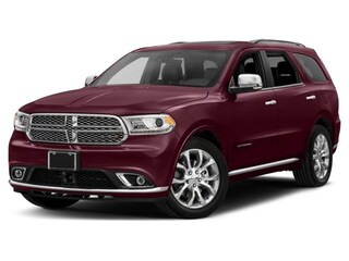 2018 Dodge Durango Citadel DVD,Sunroof,Safety Tech Package SUV