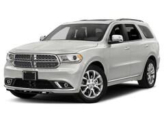 2018 Dodge Durango Citadel Platinum SUV