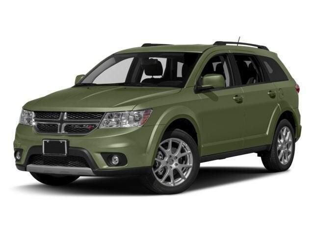 2018 Dodge Journey SXT-Blacktop-AWD-SAT Radio SUV