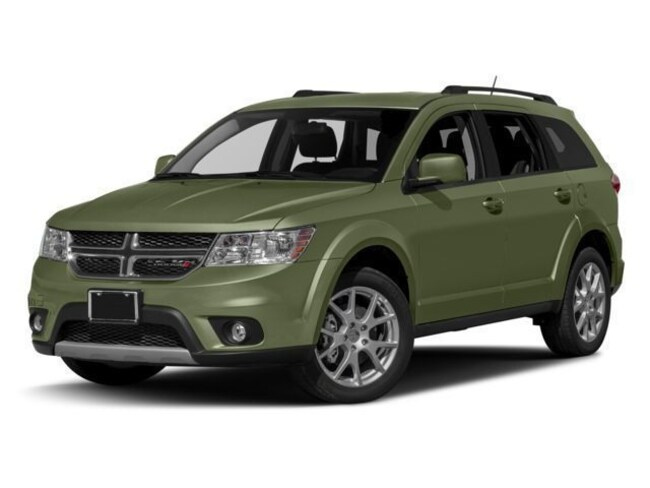 2018 Dodge Journey SXT-Blacktop-AWD-SAT Radio SUV