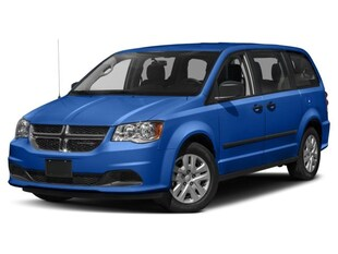 2018 Dodge Grand Caravan Canada Value Package Mini-van, Passenger