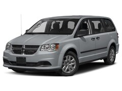 2018 Dodge Grand Caravan Canada Value Package Van Passenger Van
