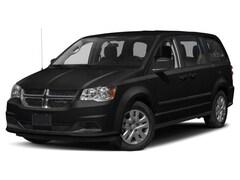 2018 Dodge Grand Caravan Crew Plus Van