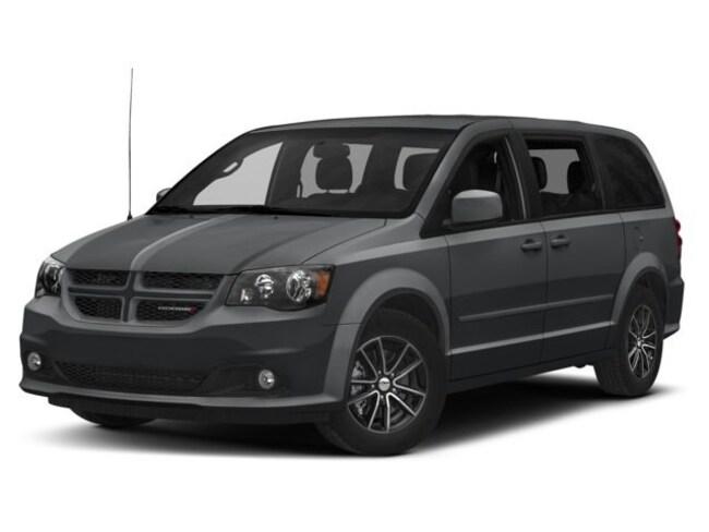 2018 Dodge Grand Caravan GT Van Passenger Van