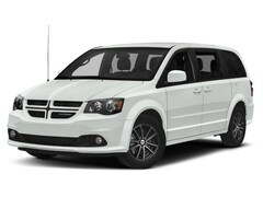 2018 Dodge Grand Caravan GT Mini-van Passenger