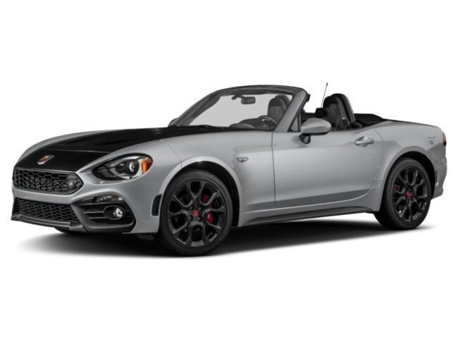 2018 FIAT Spider Abarth Abarth Convertible