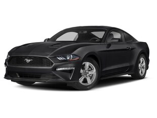 2018 Ford Mustang GT 301A 10 SPEED AUTO NAV MATS SPARE TIRE Coupe