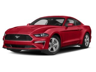 2018 Ford Mustang Coupé