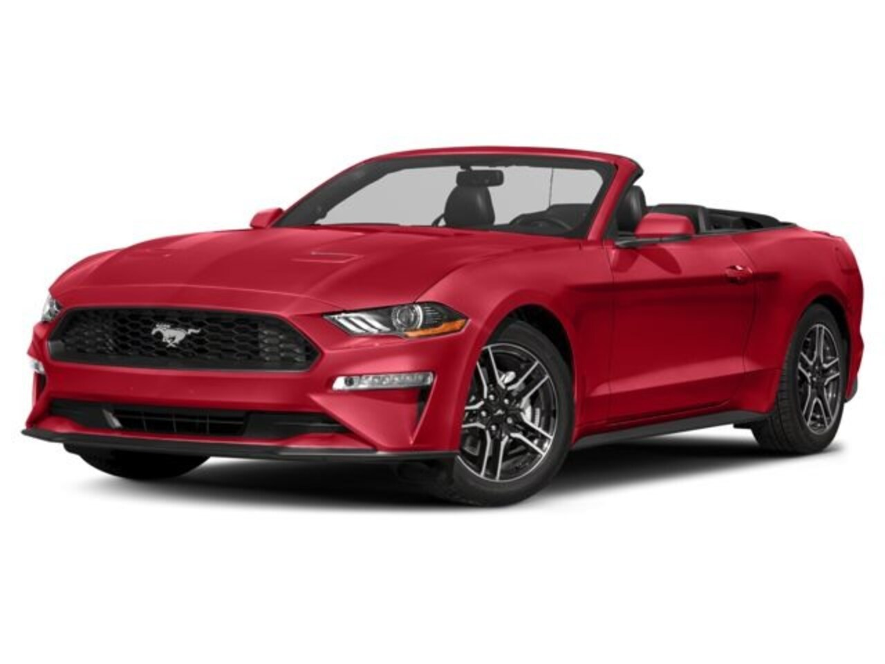2018 Ford Mustang ECOBOOST PREMIUM 200A 10 SPEED AUTO Convertible