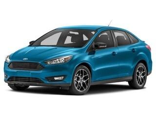 2018 Ford Focus SEL, Nav, Heated Steering Wheel, Camera, Sync Sedan 6-Speed Automatic FWD
