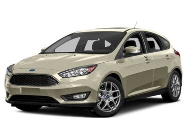 2018 Ford Focus SE 200A HTD STR WHEEL HTD MIRRORS USED DEMO SE Hatch