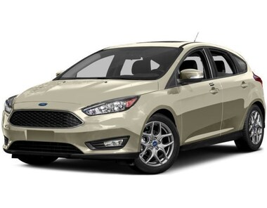 2018 Ford Focus SE 200A Hatchback