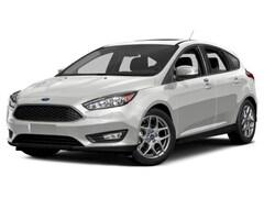 2018 Ford Focus 5-DOOR HATCHBACK SE Hatchback