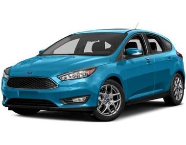 2018 Ford Focus SE | former SERVICE LOANER Hatchback