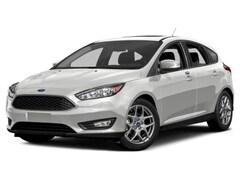 2018 Ford Focus SEL À hayon