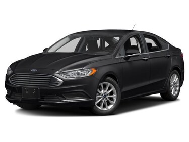 2018 Ford Fusion SE. USED DEMO Sedan
