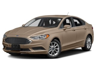 2018 Ford Fusion SE 2.5L I4 ENGINE, REMOTE START, HEATED FRONT SEATS Sedan